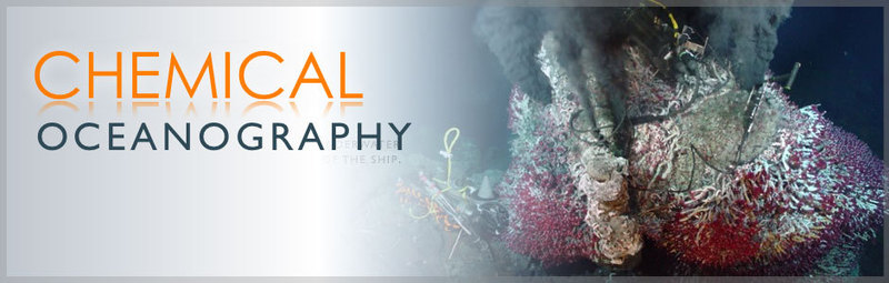 Chemical Oceanography Primary Image