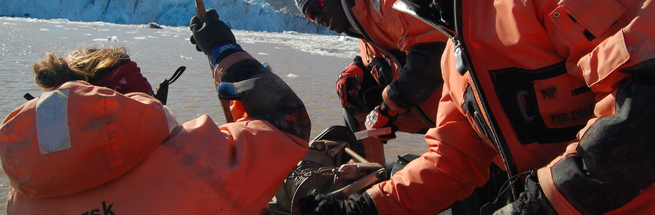 Oceanography Polar Research