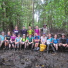 Day One: Mud, Mangroves and Sea Level Rise