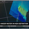 Seafloor  mapping student on local news