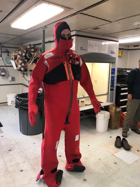 Senior Thesis '20 Gumby Suit